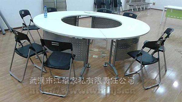 圆形会议桌